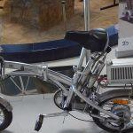 Ηλεκτρικό μοτοποδήλατο στο ITC