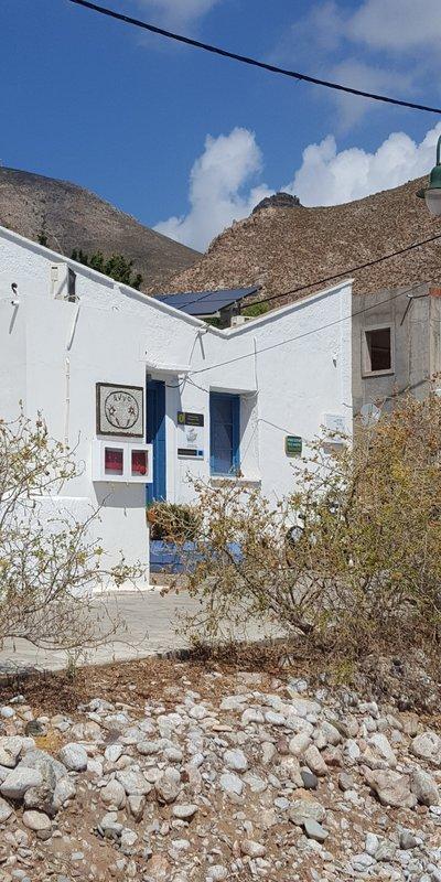 Εγκατάσταση Φωτοβολταϊκού Σταθμού για το Δήμο Τήλου από το ΠΑ.Δ.Α.